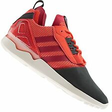 ADIDAS ORIGINALS ZX 8000 BOOST RUNNING SHOES JOGGING SHOES RED BLACK 44