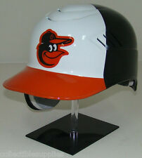 New BALTIMORE ORIOLES NEW COOLFLO Lefty Full Size Batting Helmet