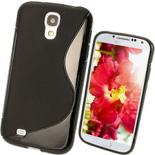 S-line Wave Silicone Gel Back Case Cover For Various Samsung Galaxy Mobile phone