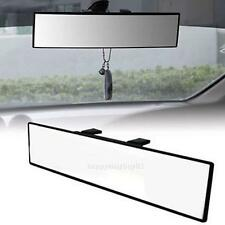 300mm Wide Flat Interior Clip On Rear View Blind spot Mirror for Car Truck