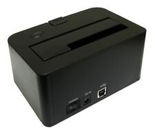 "ULTRA-FAST USB 3.0 DOCKING STATION FOR SATA 2.5""/3.5"" HARD DISK DRIVE"