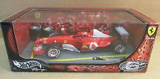 Michael Schumacher Ferrari 2003 World Champion Red Racing Car #1 Die Cast 1:18