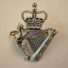 Royal Irish Regiment Cap Badge (Regulation Issue)