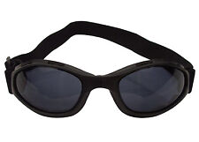 10367 Rothco Black Swat Tactical Collapsible Goggle Shatterproof Sunglasses