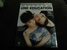 "DVD DIGIPACK NEUF ""UNE EDUCATION"" Peter SARSGAARD, Alfred MOLINA, Rosamund PIKE"