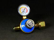 """REGOLATORE di propano regolabili 1-4 Bar con manometro propano regolatore di pressione 3/8"""" SX CFH"""