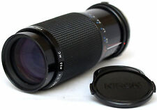 Kiron Kino Precision Macro 70-210mm F4.5 Lens For Olympus OM Mount!