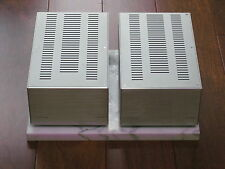 Audiolab 8200MB Monoblock Pair in BLACK or SILVER - NEW IN ORIGINAL SEALED BOXES