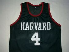 JEREMY LIN Harvard University Black College Basketball Jersey Gift Any Size