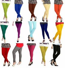 Wholesale Lot 15 Pcs Women Churidar Legging Cotton 4Way Yoga Pants For Kurti Top