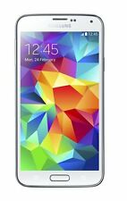 Samsung Galaxy S5 SM-G900F White Android Unlocked 16GB Mobile Phones NEW