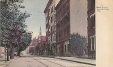 View of Main Street in Greensburg PA Postcard