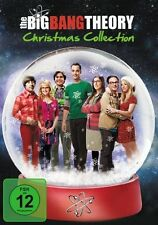 THE BIG BANG THEORY CHRISTMAS COLLECTION DVD DEUTSCH