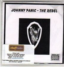(AS240) Johnny Panic, The Rebel - DJ CD