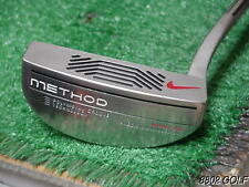 Nice Nike Method Model 003 Milled 303 Stainless Putter 34 inch SuperStroke Grip
