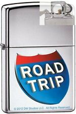 Zippo 9232 road trip movie Lighter with PIPE INSERT PL