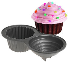 Wilton Dimensions Giant Cupcake Pan baking tin NEXT DAY DESPATCH