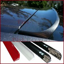 Painted 13-16 Honda Civic 9th EX DX LX Sedan B Type PU Rear Window Roof Spoiler