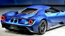 1 Ford GT Concept 12 Race Sport Car 18 InspiredBy 1966 GT40 43 Carousel Blue 24