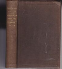 PRINCIPLES AND PRACTICE OF AMERICAN MEDICINE & SURGERY. Dr. S. F. Slater  1883