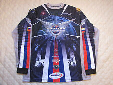 KOSMOS MOSCOW - Paintball Russian Professional Padded Jersey Roman Lazarev L-XL