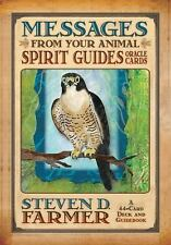 Messages from Your Animal Spirit Guides by Steven D. Farmer (2008, Paperback,...