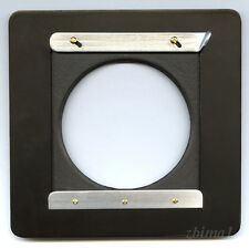 "1  ADAPTER 6""x6"" -  LINHOF/WISTA  BOARDS TO  CALUMET C1  8x10"", or Ritter ULF"