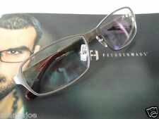 Freudenhaus Titanium 56-16 Medium/Small Elon Eyeglass Frames Specs Mens Glasses