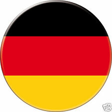 ALLEMAGNE GERMANY DRAPEAU FLAG PAYS COUNTRY Ø25MM PIN BADGE BUTTON
