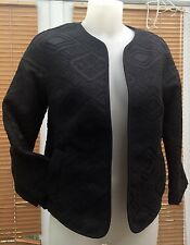 New Next Size 8R tailored Womens Black Jacket £50