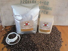 Organic French Roast Decaf Fresh Roasted Coffee Beans - Whole Bean - 5 lb