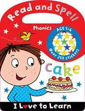 I Love to Learn Phonics Read and Spell, Make Believe Ideas, Good Book