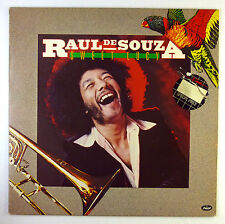 "12"" LP - Raul de Souza - Sweet Lucy - k6045 - washed & cleaned"