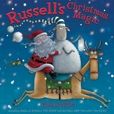 RUSSELL'S CHRISTMAS MAGIC - ROB SCOTTON (HARDCOVER) NEW