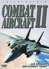 Various-Combat Aircraft Ii (2 Dvd) DVD NEW