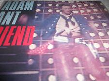 """7"""" Adam Ant, friend or foe"""