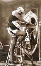 A4 Vintage 1920 art déco joli jeunes filles nues.. beautés victorienne / edwardian 254