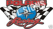 POLARIS RACING DECAL , sticker graphic
