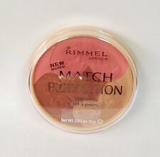 Rimmel London Match Perfection Blush - Medium/Dark 004