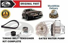 FOR ALFA ROMEO 156 1.9JTD 1997-2006 GATES CAM TIMING BELT KIT + WATER PUMP SET