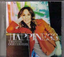 Trijntje Oosterhuis-Happiness Promo cd single