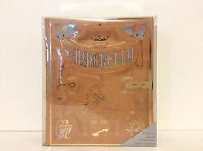 Disney Parks Disney Archives Cinderella Replica Storybook with Note Cards New