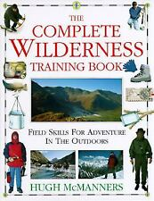 The Complete Wilderness Training Book-ExLibrary