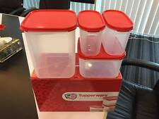 Red Modular Mate Set by Tupperware Brands Malaysia