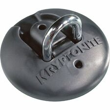 Kryptonite Stronghold Motorcycle Bicycle Ground Anchor