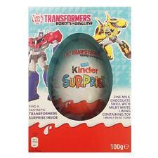 Kinder Surprise Giant Easter Egg 100g Transformers
