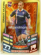 Match Attax 2012/13 SPL - Scottish Premier League - #167 Grant Munro - Star