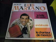33 TOURS / LP--LUIS MARIANO--MES PREMIERES OPERETTES
