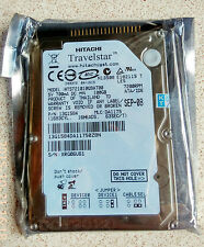 "HITACHI Travelstar 100 GB 7200 RPM 2.5"" IDE PATA Hard drive for Laptop HDD"