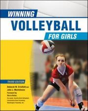Winning Sports for Girls: Winning Volleyball for Girls, Third Edition by...
